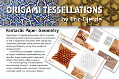 Origami Tessellations: Fantastic Paper Geometry | by EricGjerde