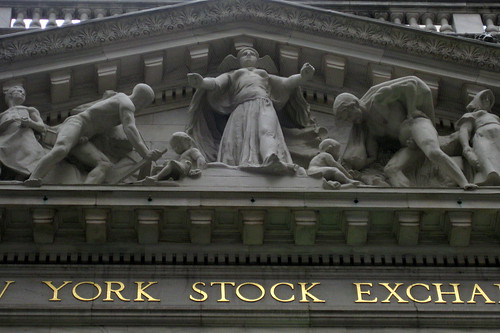 NYC - Financial District: NYSE | by wallyg