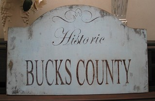 custom Historic Bucks County | by SignsByDiane