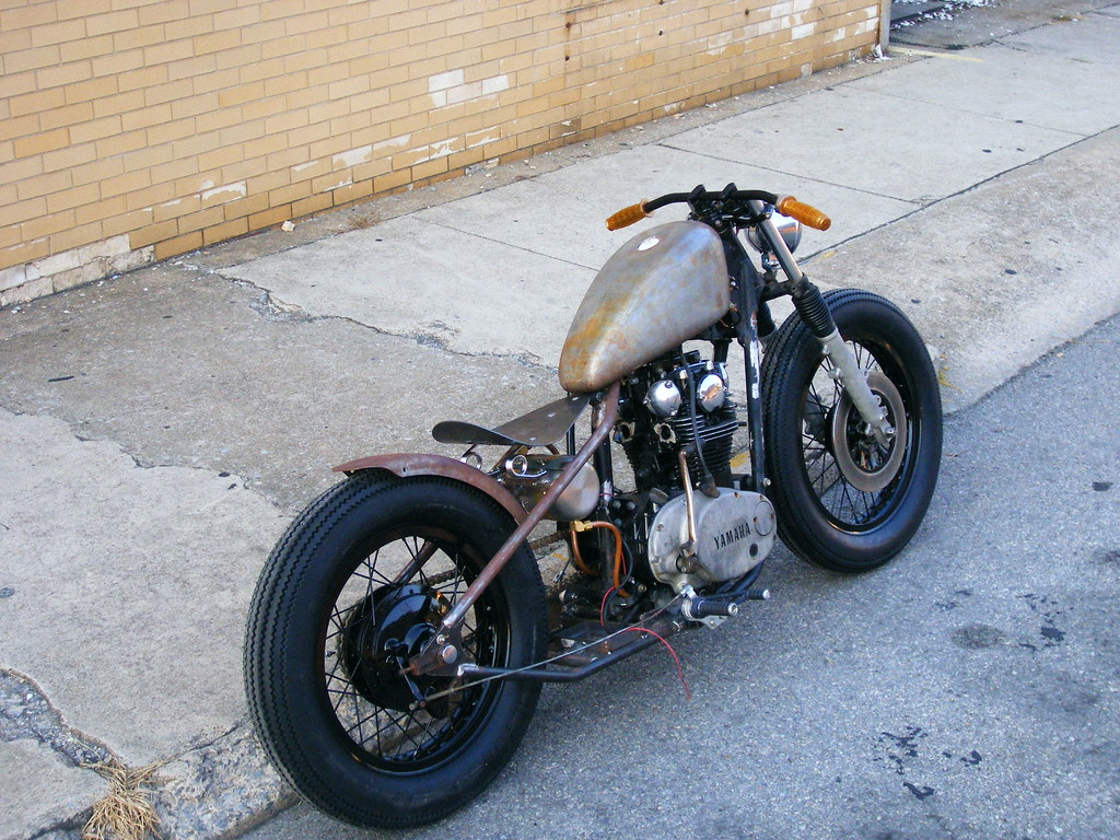 Colorful Xs650 Bobber Wiring Component - Everything You Need to Know ...