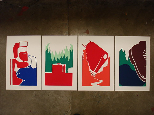 Paul Bunyan Posters | by Paul.Carroll