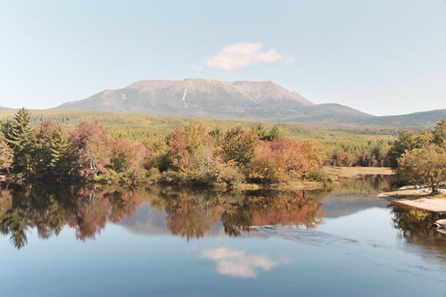 Mt. Katahdin | Photo by Arlene of South China | Maine ...