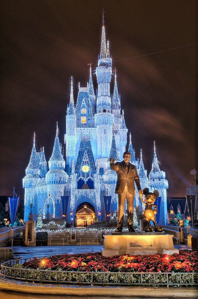 disney partners with castle dream lights 7x hdr explored by express