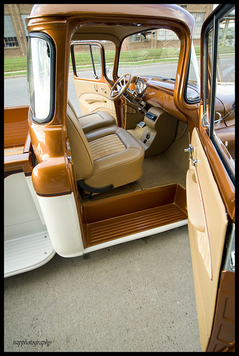 classic trucks magazine july 2010 feature 1956 chevy 3100 flickr. Black Bedroom Furniture Sets. Home Design Ideas