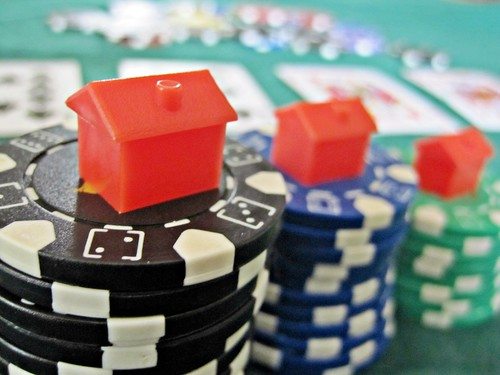 Gambling on the Housing Market | by Images_of_Money