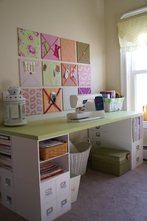 sewing table | by Quaint and Quirky