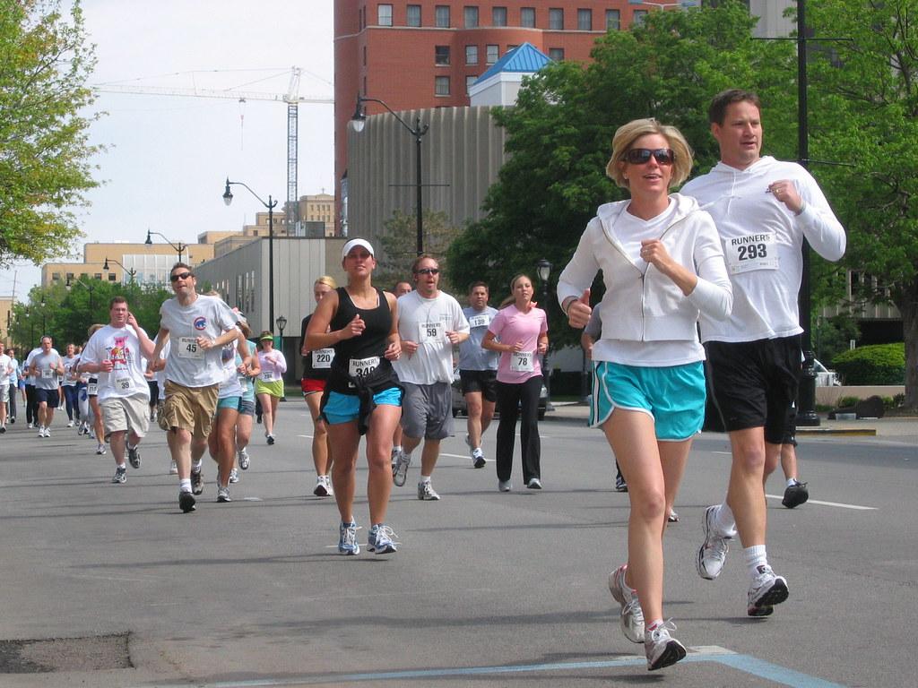 Fat Ass 5k   Springfield, IL - May 10, 2008 Springfield, IL ...