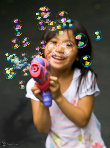 Fun With Bubbles | by -JC-
