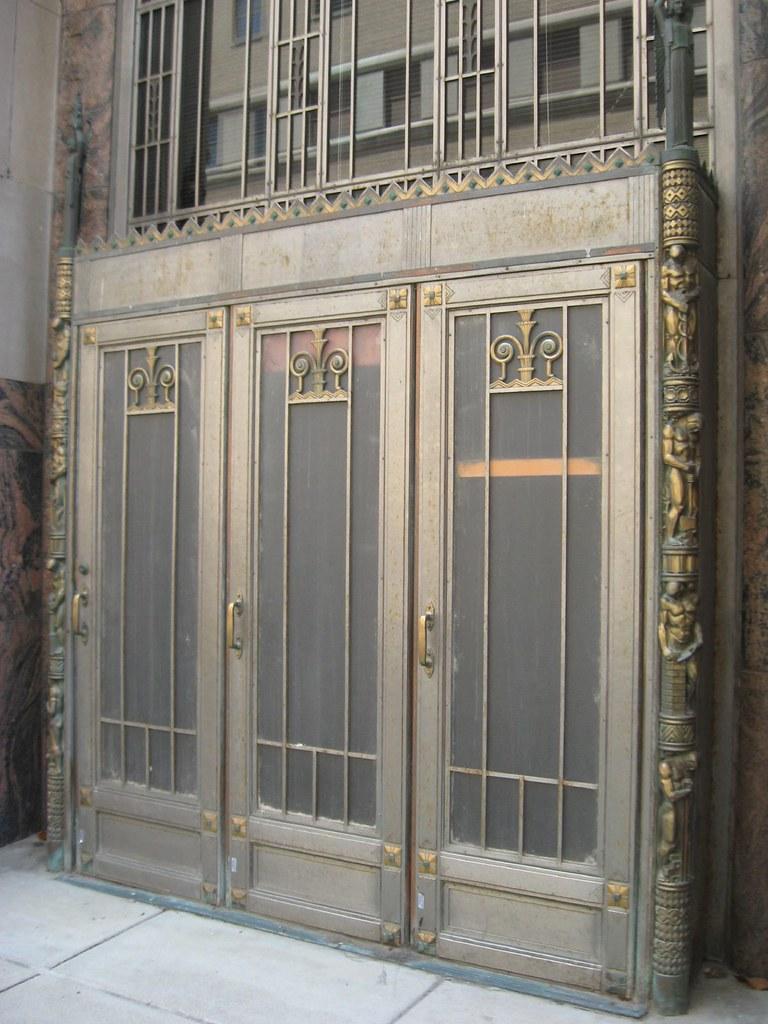 ... Doors of Cincinnati Bell Telephone Building   by elycefeliz & Doors of Cincinnati Bell Telephone Building   The Cincinnati\u2026   Flickr