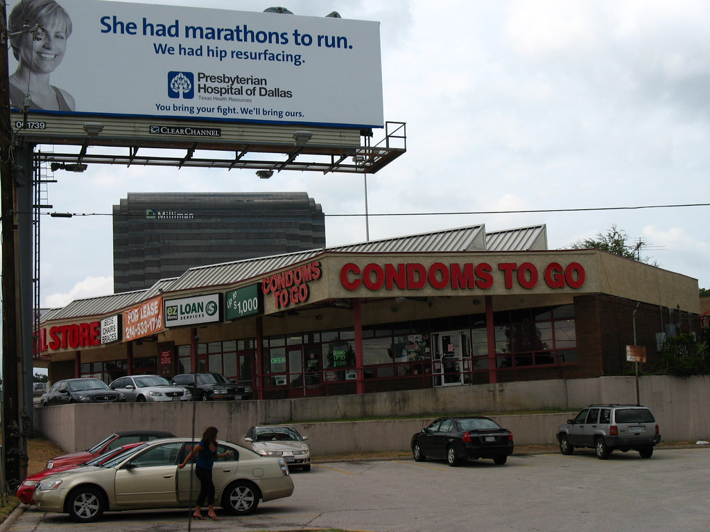 Condoms To Go Dallas Tx
