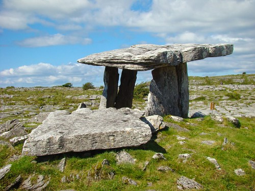 Poulnabrone Dolmen in Burren National Park 06 | by Shadowgate