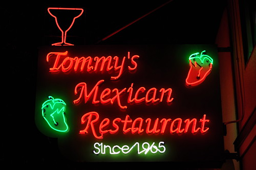 Tommy's Mexican Restaurant | by rick