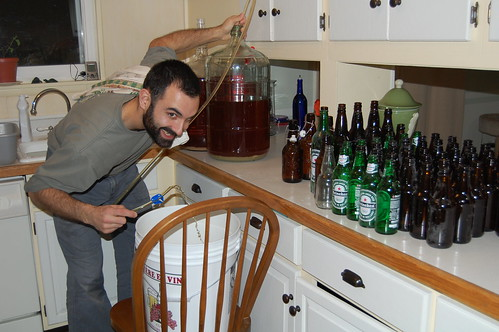 Bottling the brew | by Christine4nier