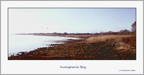Invergowrie watercolor | by ThirstyKat