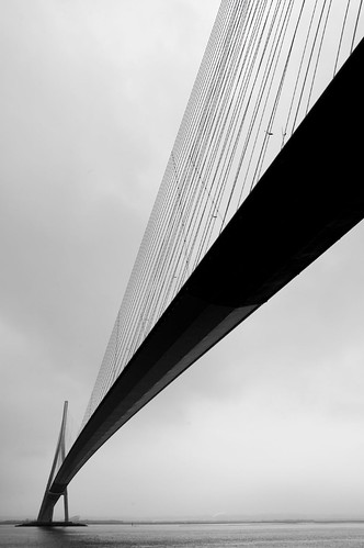 Pont de Normandie 2 | by David Michel