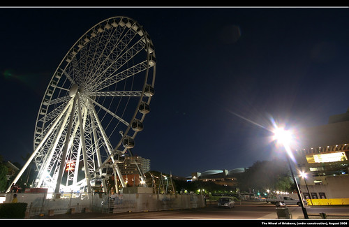 Wheel of Brisbane | by [ Kane ]