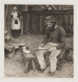 'A Fisherman At Home' | by National Media Museum