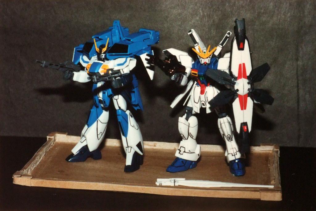 GW 9800 B Gundam Air Master BurstGX 9900 DV