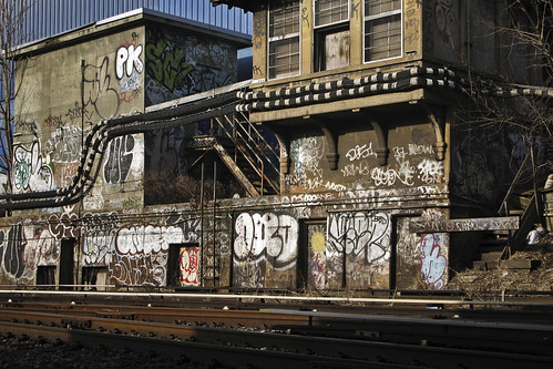 on the tracks | by street stars
