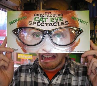 Cat Eye Spectacles Frames