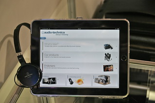 Audio-Technica Going Mobile @ PLASA Focus 2011 | by Audio-TechnicaUK