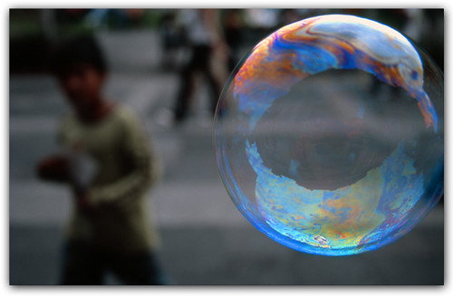Bubble world | by Jorge Alberto Mendoza Mariscal