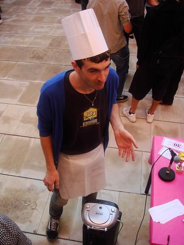 Mikel pinche de cocina 2 concurso de pasteles de - Test pinche de cocina ...