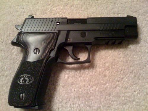 P226 blackwater