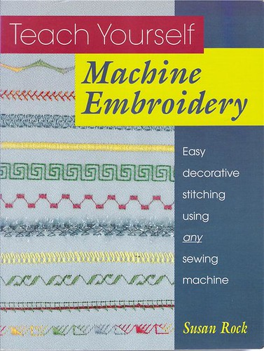 Machine embroidery stitches guide makaroka