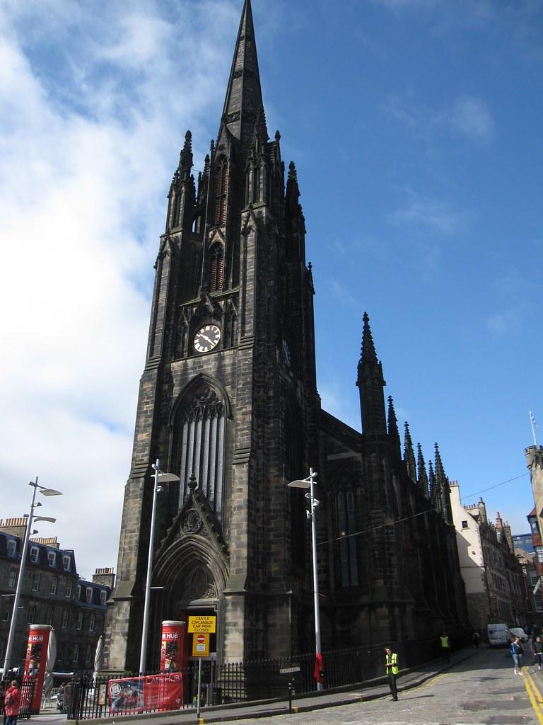 Image result for st columba's church edinburgh