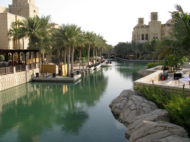 Canal at Madinat Jumeirah