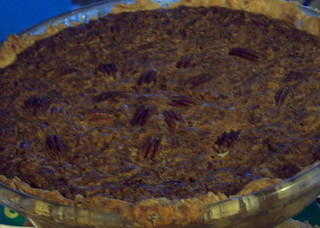 Chocolate Chip Pecan Pie | by mia3mom