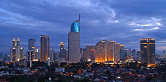 Jakarta Skyline Part 2 | by The Diary of a Hotel Addict