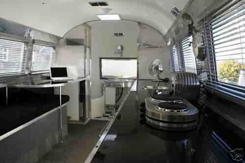 Airstream Interior | By Podknox Airstream Interior | By Podknox