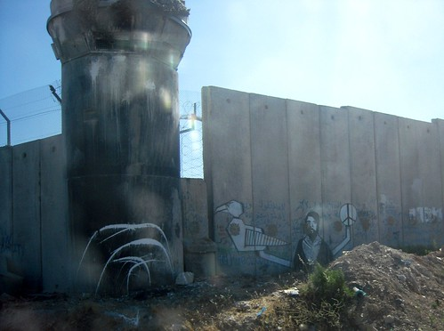 The Wall, Qalandiya Camp Checkpoint | by tsweden