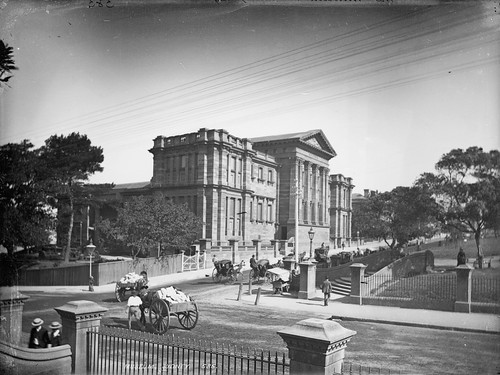 (Australian) Museum, Sydney | by Powerhouse Museum Collection