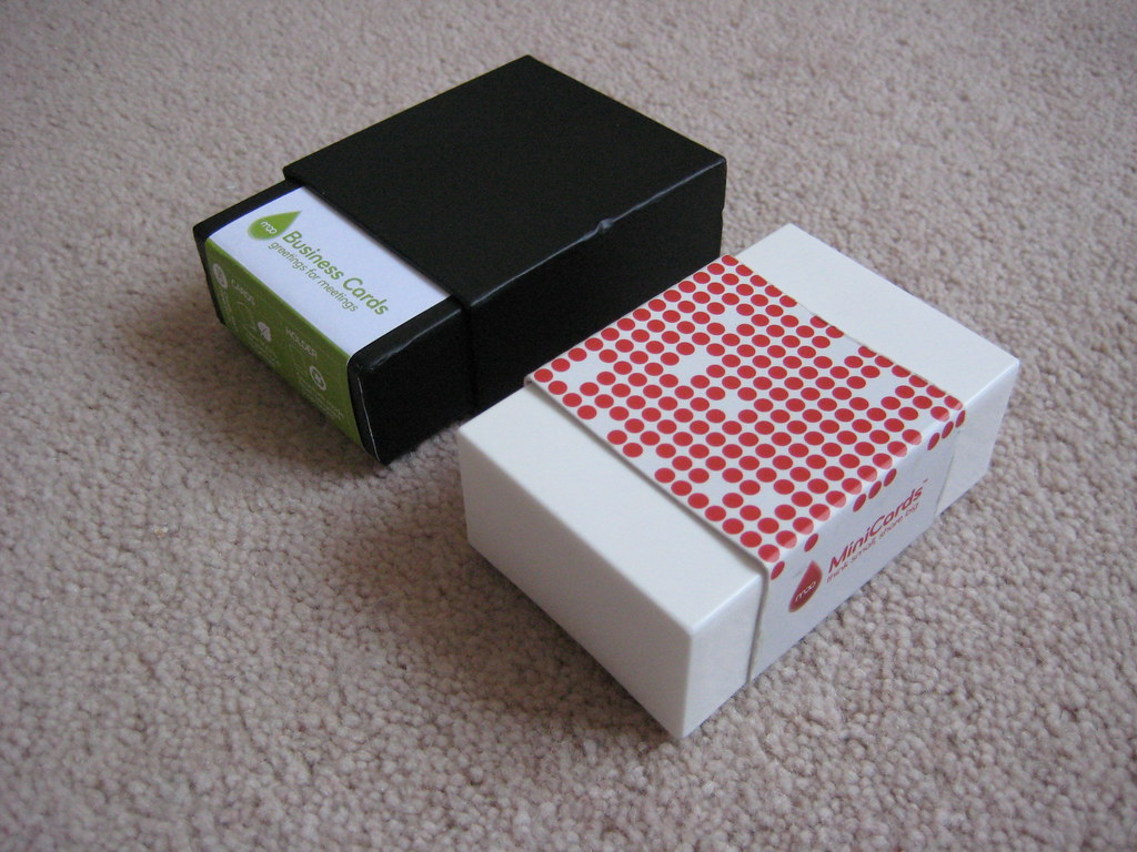 moo business cards\