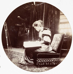 Woman reading | by National Science and Media Museum