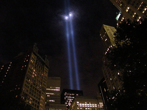 9-11-08 Tribute In Lights | by Sister72