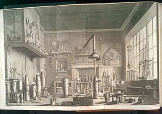Laboratory for metallurgy and the industrial arts 1765 (Canot, Wale) | by peacay