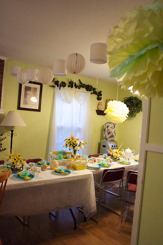 Sarah's Baby Shower | by zAppledot