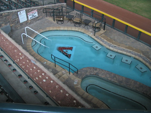 Arizona Diamondbacks swimming pool | by ConspiracyofHappiness