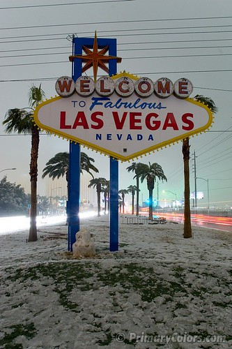 Welcome to Snow Vegas | by Bill Gerrard (Primary Colors)