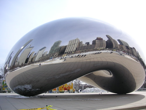 Cloud Gate, Chicago | by dianaschnuth