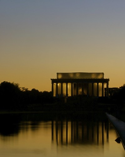 Day 126, Lincoln Memorial Reworked in Aperture | by SoLostAndFound / Bill Lindsay