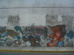 Lima graffiti | by Recovering Vagabond