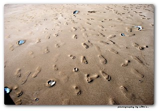 Un-usual footprints.. | by Www.amarphotography.IN
