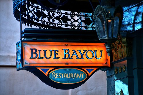 Disney - Blue Bayou Restaurant | by Express Monorail