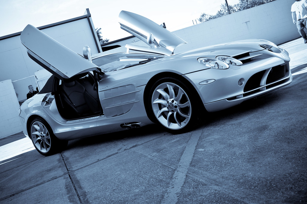Superb ... SLR   AMG Performance Event   Mercedes Benz Of Orlando | By Hyku