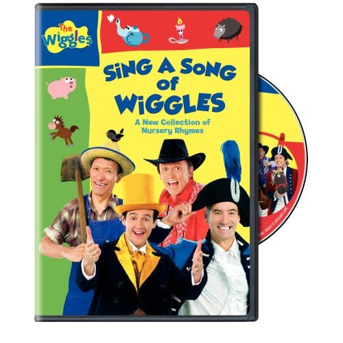 "New Song Singa One Man: ""Sing A Song Of Wiggles"" DVD"